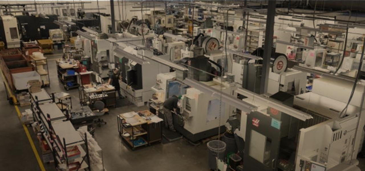 Shields Manufacturing Interior